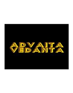 Advaita Vedanta Sticker