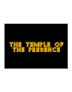 The Temple Of The Presence Sticker