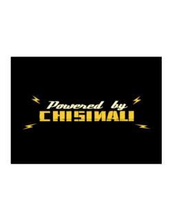 Powered By Chisinau Sticker