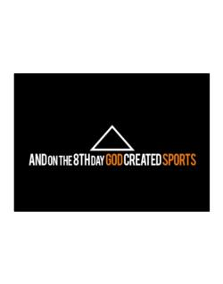 God Sports Sticker