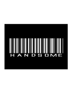 Handsome Barcode Sticker