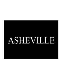Asheville Sticker