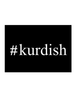 #Kurdish - Hashtag Sticker