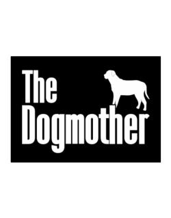 The dogmother Broholmer Sticker