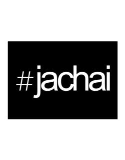 Hashtag Jachai Sticker
