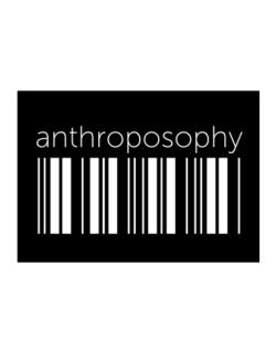 Anthroposophy barcode Sticker