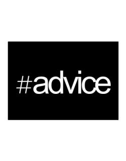 Hashtag Advice Sticker