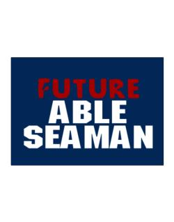 Future Able Seaman Sticker