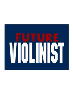 Future Violinist Sticker