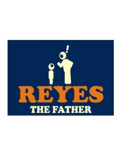 Reyes The Father Sticker