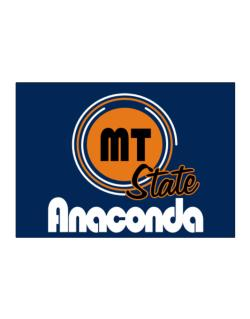 Anaconda - State Sticker
