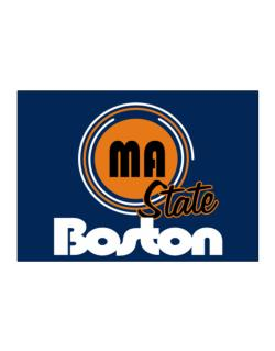 Boston - State Sticker