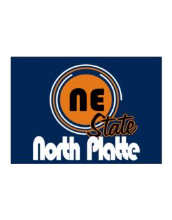 North Platte - State Sticker
