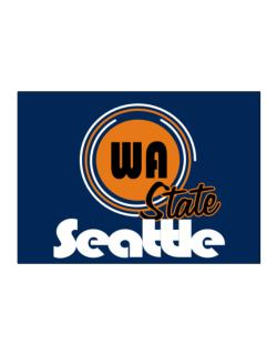 Seattle - State Sticker