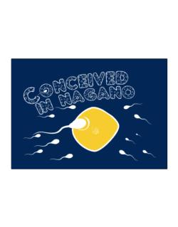 Conceived In Nagano Sticker