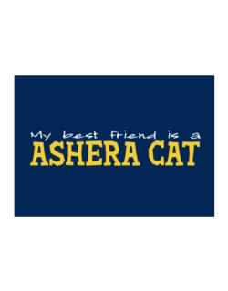 My Best Friend Is An Ashera Sticker
