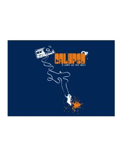 Calypso It Makes Me Feel Alive ! Sticker
