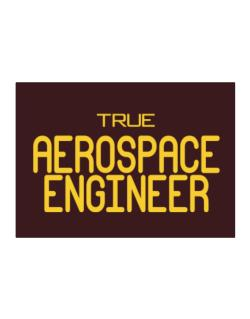 True Aerospace Engineer Sticker