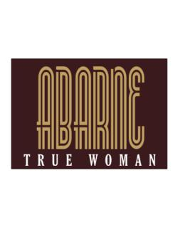Abarne True Woman Sticker