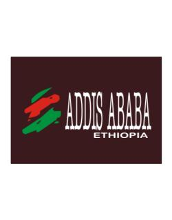 Brush Addis Ababa Sticker
