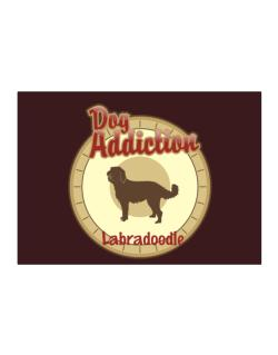 Dog Addiction : Labradoodle Sticker