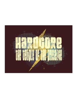 Hardcore The Temple Of The Presence Sticker