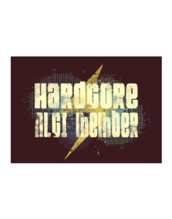 Hardcore Nlci Member Sticker