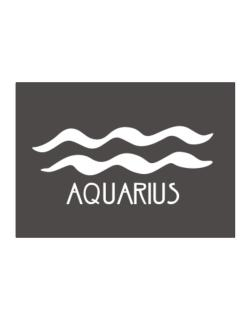 Aquarius - Symbol Sticker