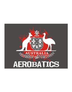 Australia Aerobatics / Blood Sticker