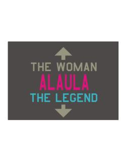 Alaula - The Woman, The Legend Sticker