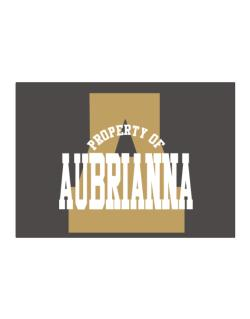 Property Of Aubrianna Sticker