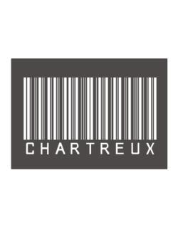 Chartreux Barcode Sticker