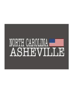 Asheville State Sticker