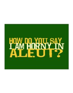 How Do You Say I Am Horny In Japanese ? Sticker