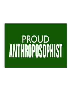Proud Anthroposophist Sticker