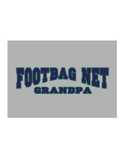 Footbag Net Grandpa Sticker