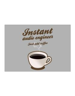 Instant Audio Engineer, just add coffee Sticker