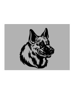 """ Belgian Malinois FACE SPECIAL GRAPHIC "" Sticker"