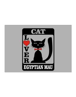 Cat Lover - Egyptian Mau Sticker