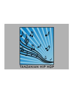 Tanzanian Hip Hop - Musical Notes Sticker