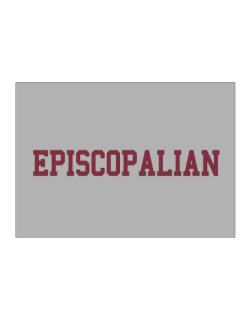 Episcopalian - Simple Athletic Sticker