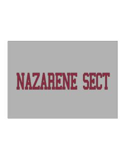 Nazarene Sect - Simple Athletic Sticker