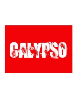 Calypso - Simple Sticker