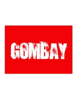 Gombay - Simple Sticker