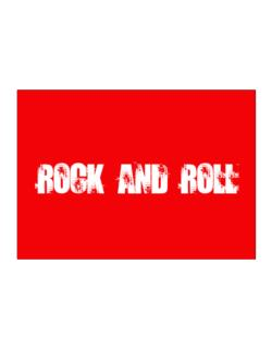 Rock And Roll - Simple Sticker
