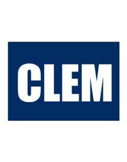 Clem Sticker