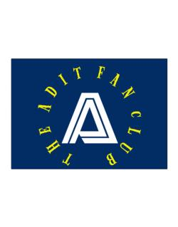 The Adit Fan Club Sticker