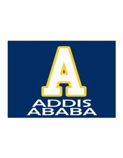 """ Addis Ababa - Initial "" Sticker"