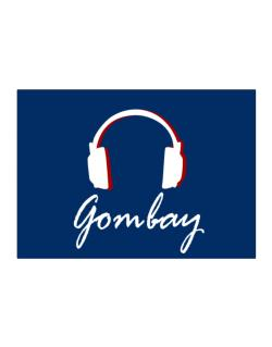 Gombay - Headphones Sticker