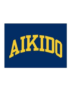 Aikido Athletic Dept Sticker